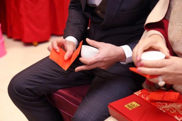 台南婚攝EKI-新娘奉茶